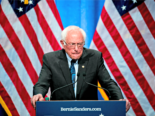 Bernie: 'Racial Discrimination' Made Trump Rich; Finish FDR's New Deal