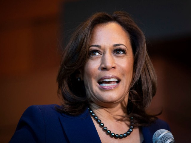 Kamala Harris: If I'm President, the Justice Department 'Would' Prosecute Trump