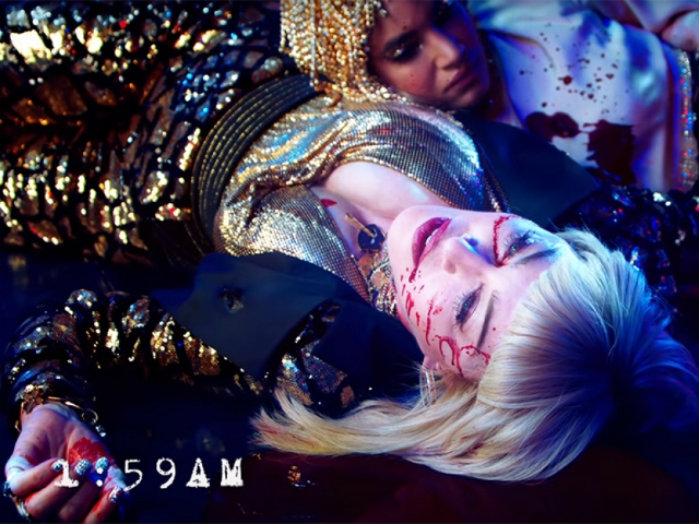 Madonna Depicts Gruesome Mass Shooting in 'God Control' Music Video