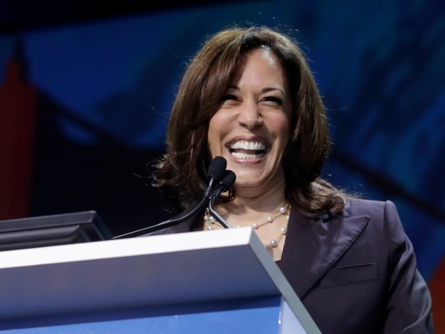 Kamala Harris: Pro-Life Alabama 'Folks Who, By the Time That Baby Is Born, They Couldn't Care Less'