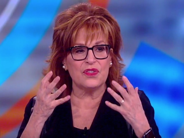 Joy Behar: Trump Is 'Lawless' -- 'It's Like the Wild West Again in the White House'