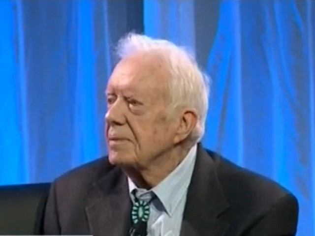 Jimmy Carter Says Trump's Presidency 'Illegitimate' -- Says He 'Didn't Actually Win the Election in 2016'