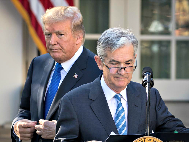 The Fed Made a Big Mistake Raising Rates, Trump Says