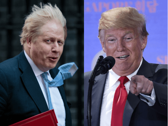 'Amnesty Boris' Snubbed Meeting with President Trump