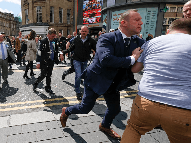 Man Who 'Milkshaked' Nigel Farage Convicted of Common Assault But Spared Jail