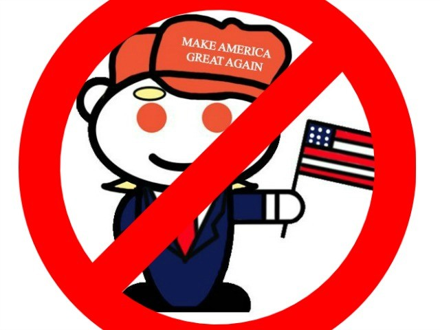 Reddit Censors 'The_Donald' Community of 750,000 Trump Supporters