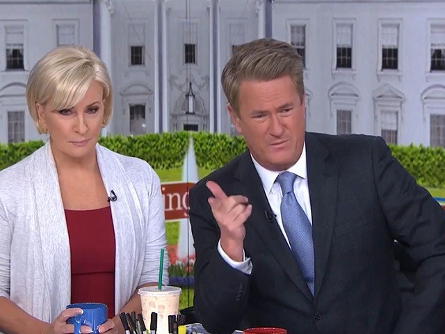 Scarborough: Pence 'Lying' on Immigration -- 'Should Read the Gospels Again and See What Jesus Says'