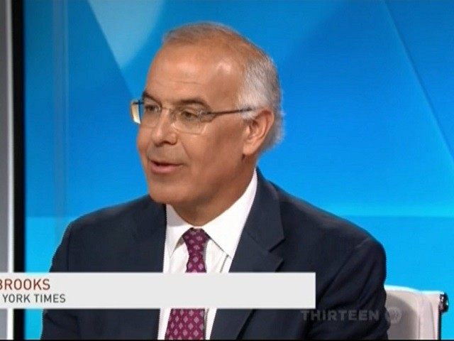 Brooks: Impeachment Hearings Might 'Be a Good Idea' 'For Rule of Law'