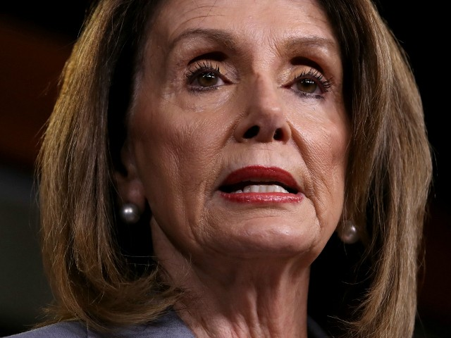 Donald Trump Nicknames Pelosi 'Nervous Nancy'
