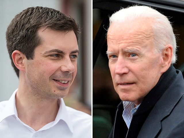 Pete Buttigieg Warns Party About Joe Biden: 'There Is No Back to Normal'