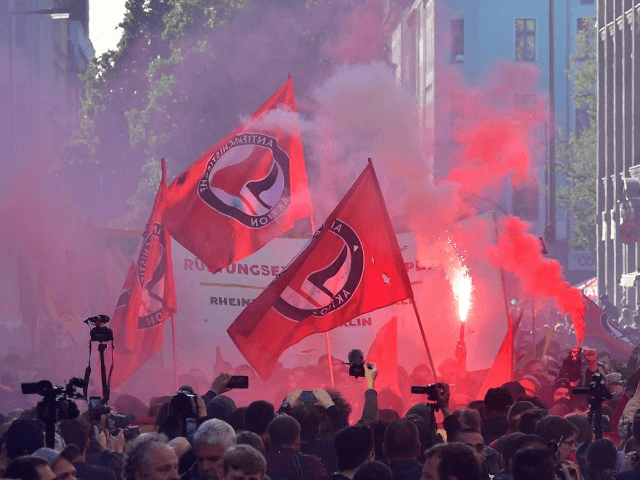'#WeAreAntifa': Trump Comments Trigger Outpouring of Support for Extreme-Left Antifa in Germany