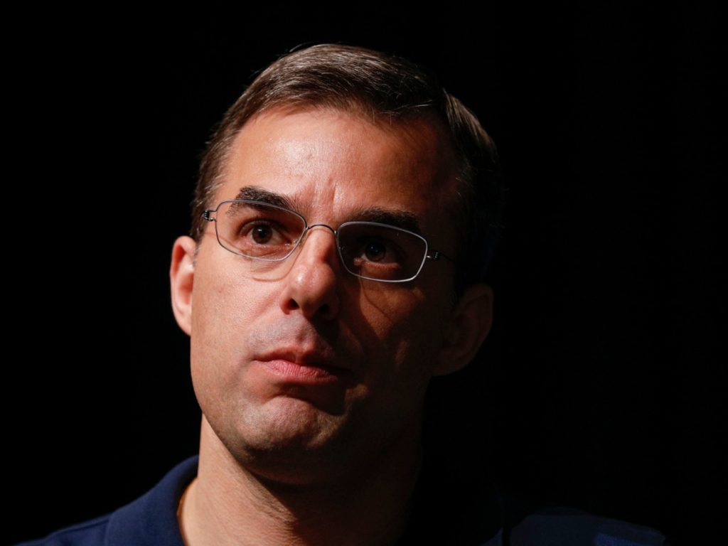 Justin Amash Dumps Republican Party: 'Our Politics in Partisan Death Spiral'