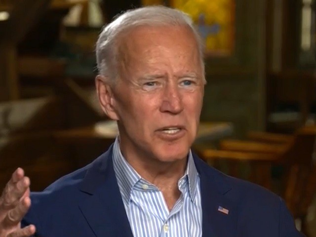 Biden: If Trump Wins Reelection -- 'I Promise You There Will Be No NATO in 4 Years or 5 Years'