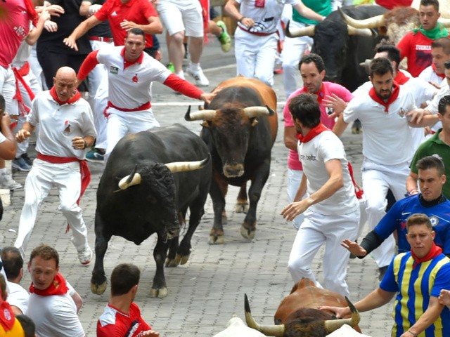 Two Americans Injured in Spain at Running of the Bulls