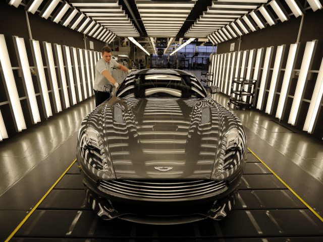 Aston Martin CEO: Carmaker Prepared for No Deal, May's Brexit Negotiations 'Laughable'