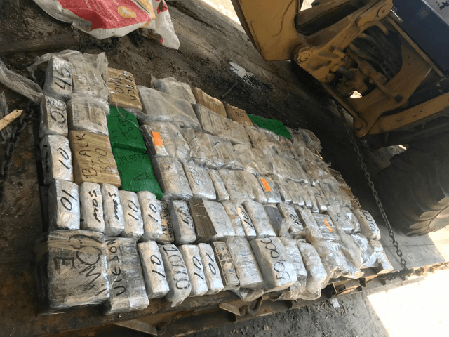 Mexican Border State Cops Seize $1.7M Hidden in Heavy Machinery
