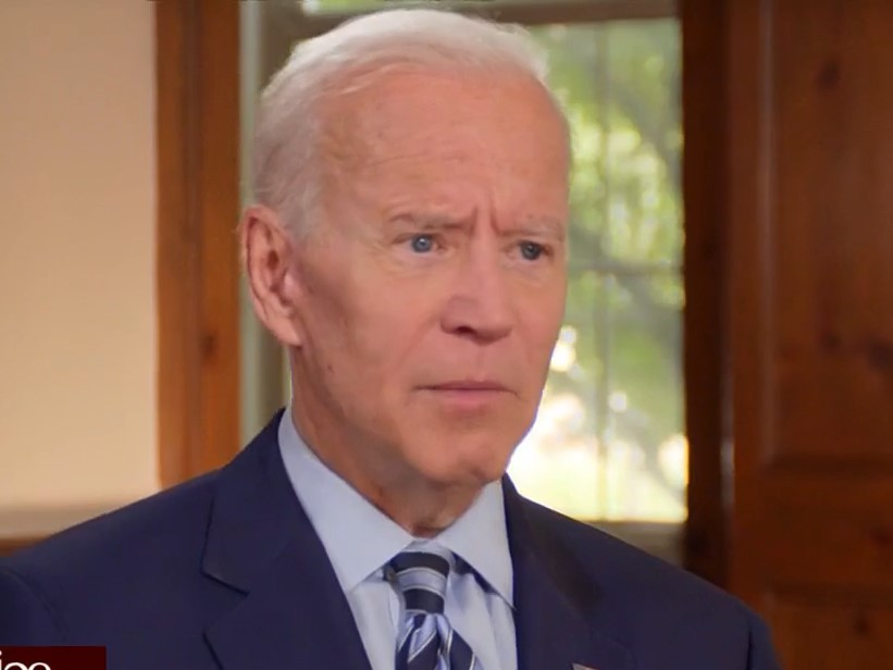Biden: Trump Trying to 'Scare the Hell Out of the American People' by Separating Families