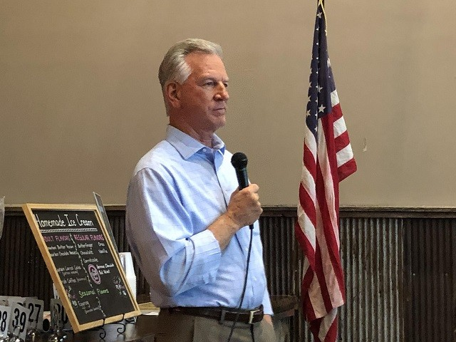 Alabama 2020 U.S. Senate Hopeful Tommy Tuberville: 'I'm Really Disgusted with Paul Ryan'