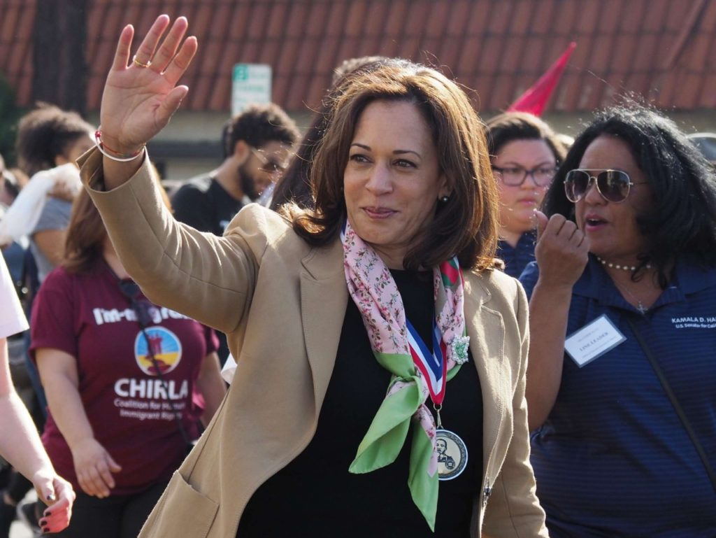 Pollak: Like Obama, Kamala Harris Lags Among Black Voters -- Until She Doesn't