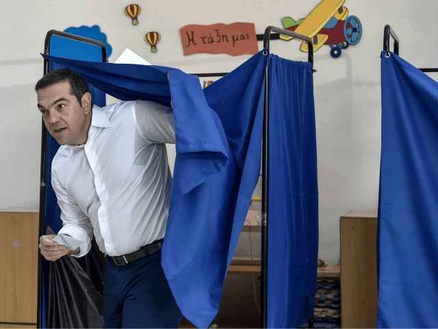 Greeks Vote in National Elections, Leftists Expected to Lose Power