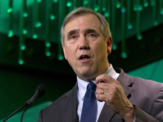 Merkley: Climate Change Is 'The Largest, Scariest Challenge' We've Ever Faced