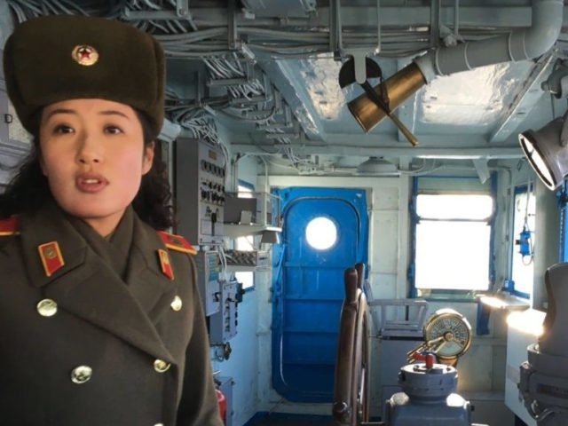 North Korea Detains Russians, South Koreans in Fishing Vessel