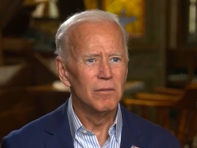Biden: 'It'd Be Great to Have a Female VP'