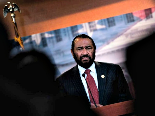 Al Green: Impeach Trump or House Members Could Be 'Harmed'