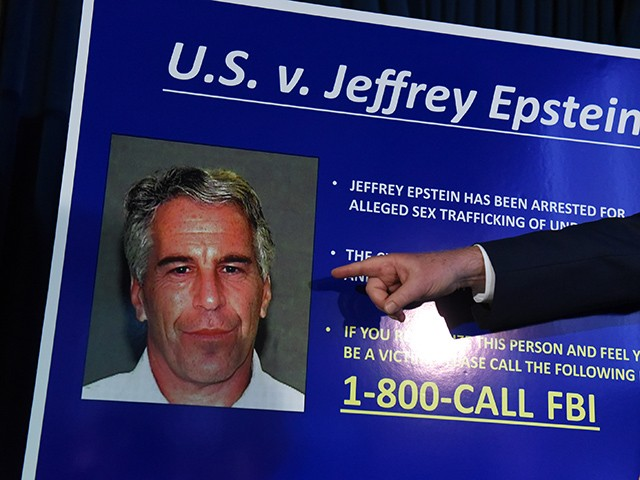 Epstein Safe Contains 'Piles' of Cash, Diamonds, Suspicious Passport