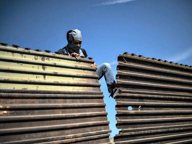 Human Smugglers Breach California Border Barrier with Cutting Tools