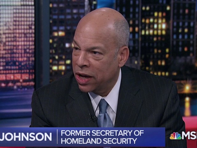 Obama DHS Sec: Dem POTUS Candidates Pushing 'Unwise,' 'Unworkable' Plans for 'Open Borders'