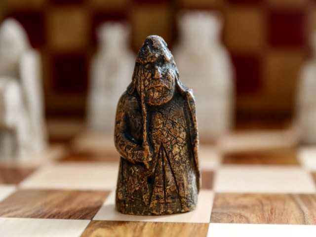 900-Year-Old Viking Chess Piece Sold for Almost $1 Million