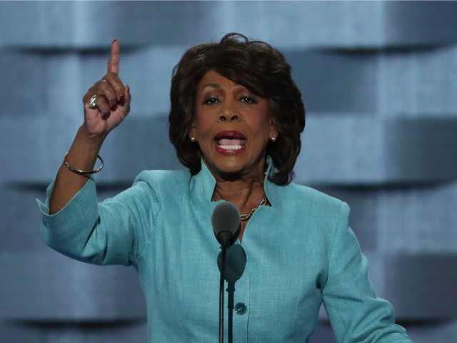 Maxine Waters to 'SOB' Trump: 'We Don't Take Sh*t from Nobody'