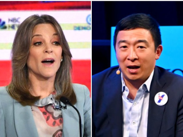 Marianne Williamson: Yang's Book Convinced Me to Back Unconditional Basic Income
