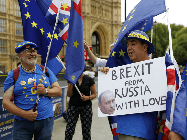 Delingpole: Brexit Derangement Syndrome Has Unhinged 15,000 Remoaners