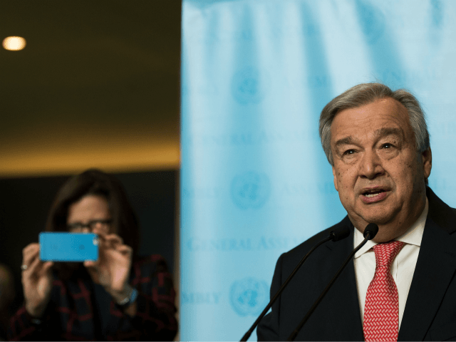 U.N. Chief Calls for Meeting on Amazon Fires... at End of September