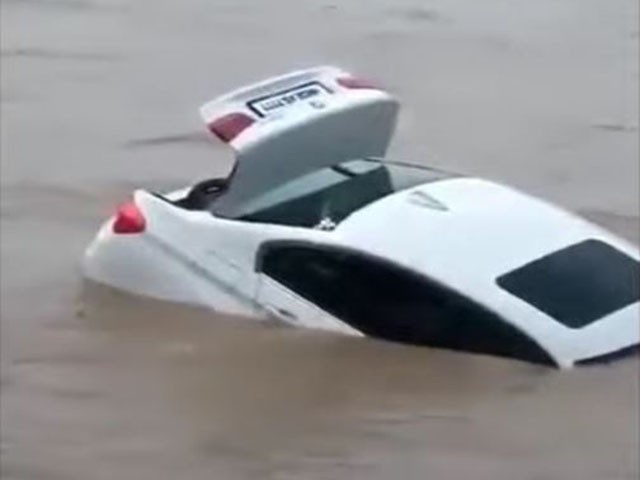 Son Pushes BMW Birthday Present into River Because He Wanted Jaguar
