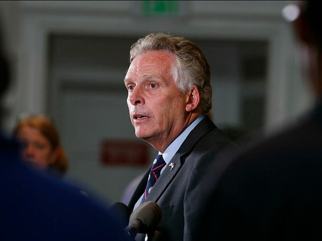 McAuliffe: Trump's 2020 Strategy Is Attracting 'Neo-Nazis and White Supremacists'