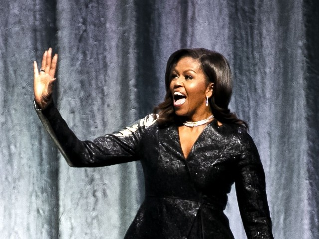 Michelle Obama Thanks Her High School for Naming Building After Her