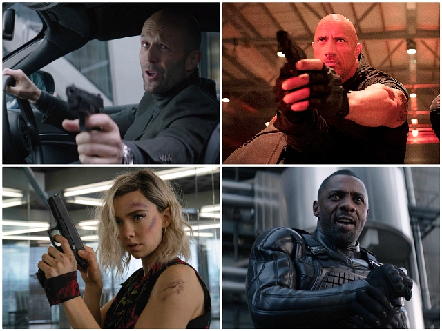 'Hobbs & Shaw': All the Guns Used to Shoot and Kill in Hollywood's Box Office Winner