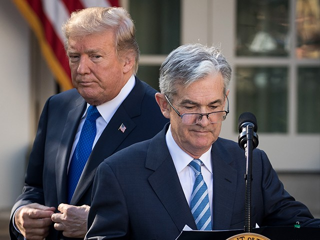 Surabian: Jerome Powell's Never-Ending War on the Trump Economy Gives China the Upper Hand