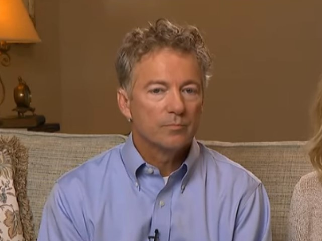 Rand Paul on 'Left-Wing Mob' Wishing Him Death on Twitter: 'Who Are These People?'