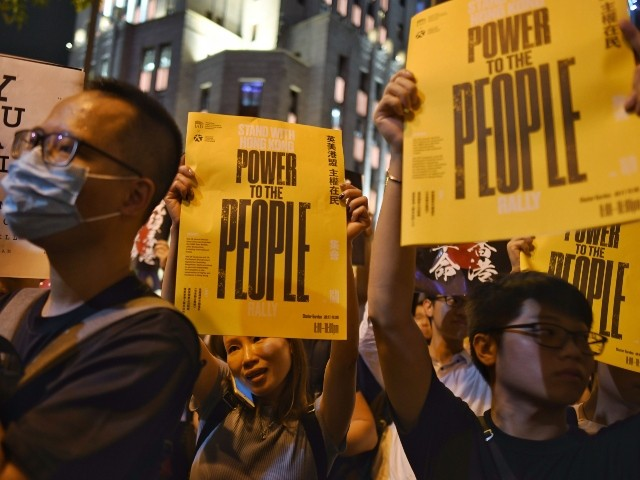 Hong Kong's Richest Man Lectures Protesters to 'Love China'
