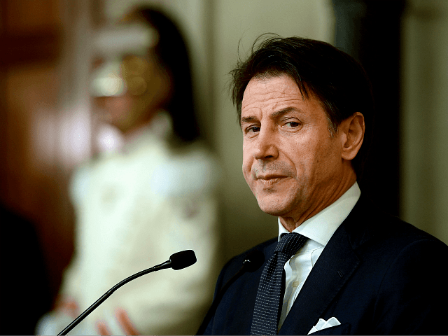 Conte Vows a More 'Inclusive' Italy Under Left-Wing Govt After Populists Pull Plug on Coalition