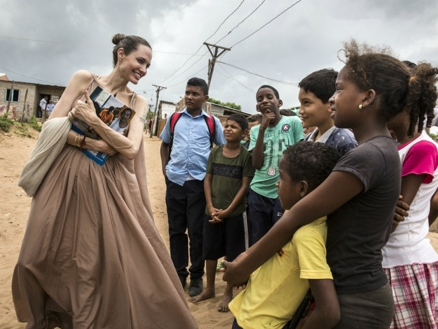 Angelina Jolie Launches YouTube Channel to Promote Her Humanitarian Work