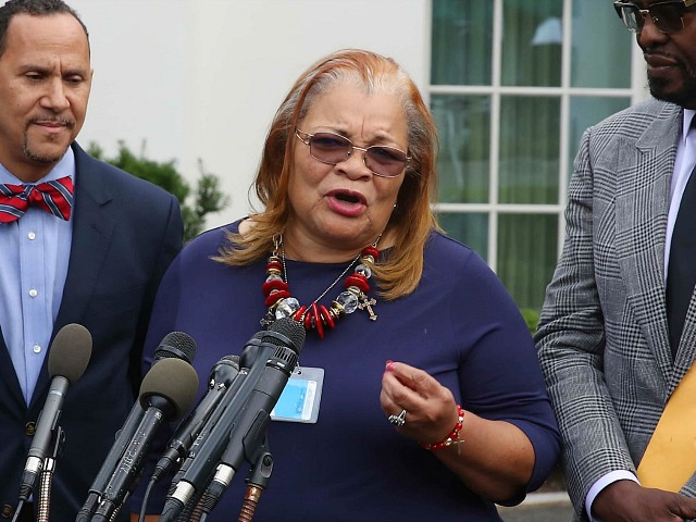Dr. Alveda King: Democrats 'Have to Stir Up Fear, Tears, Terror' by Saying 'Trump Is a Racist'