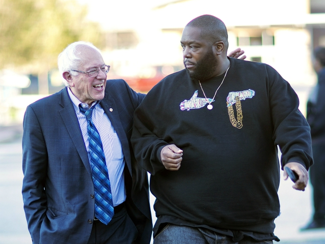 Bernie Sanders to Killer Mike: We're Taking on Trump's Idea You Can Steal and Cheat Your Way to Success