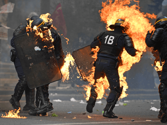Macron Govt Claims It Doesn't Know Why Suicides Are Rising Among French Police