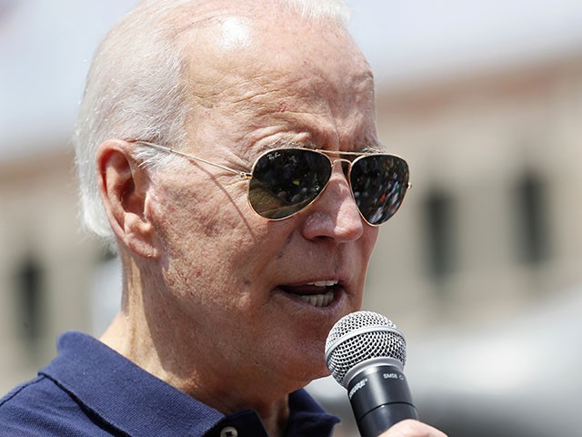 Nolte: Campaign Tries to Clean Up Joe Biden's Racist 'White Kids' Dog Whistle