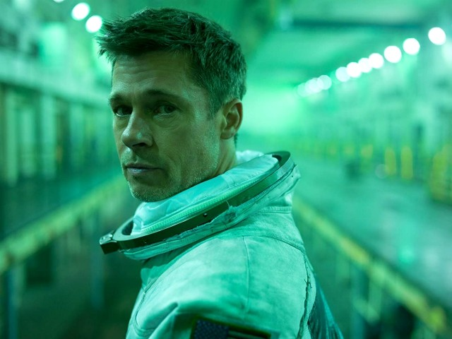 Brad Pitt Says 'Ad Astra' Is a Film About Masculinity and the 'Barrier That's Created'